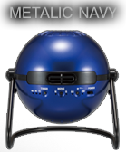 METALIC NAVY