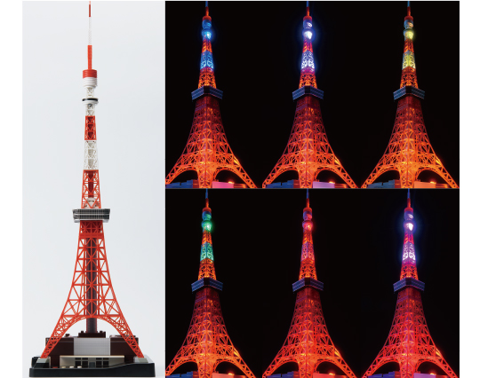 TOKYO TOWER IN MY ROOM (東京タワー イン マイ ルーム) 4